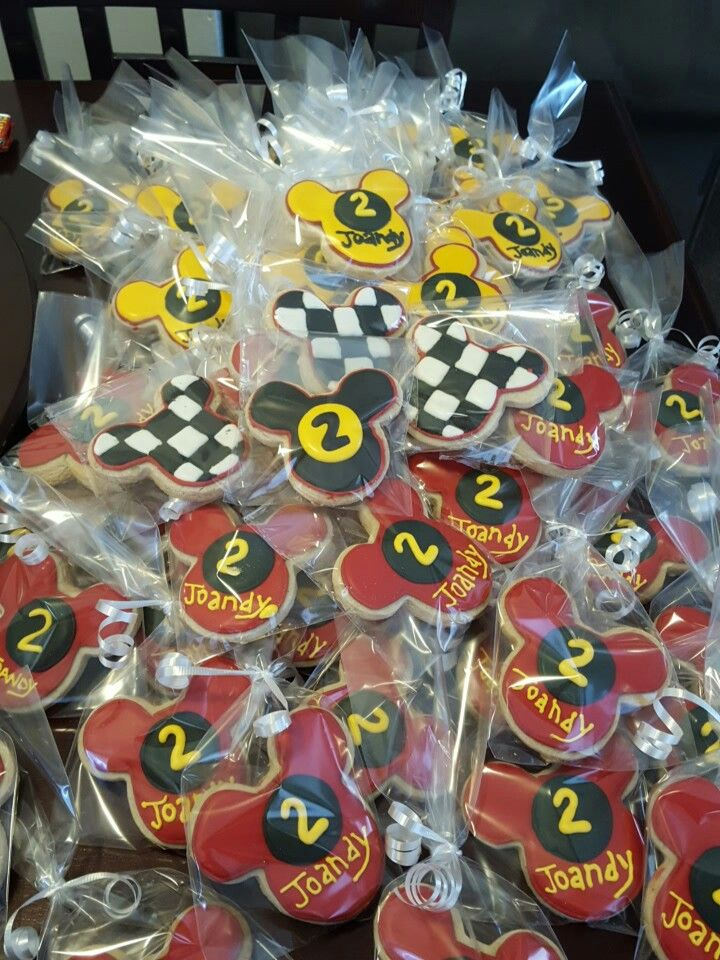 Mickey And The Roadster Racer Joandy S Party Made By