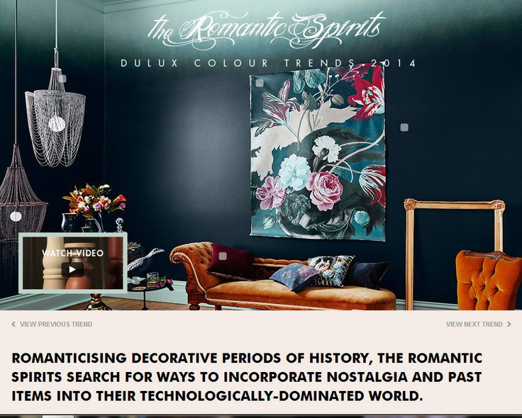29 best dulux paint color trends for 2014 images on for 2014 wall color trends
