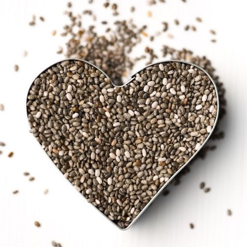 La chía es una semilla popular en la alimentación, sobre todo en países de Latinoamérica como México. Se sabe que tiene varios beneficios para la salud...