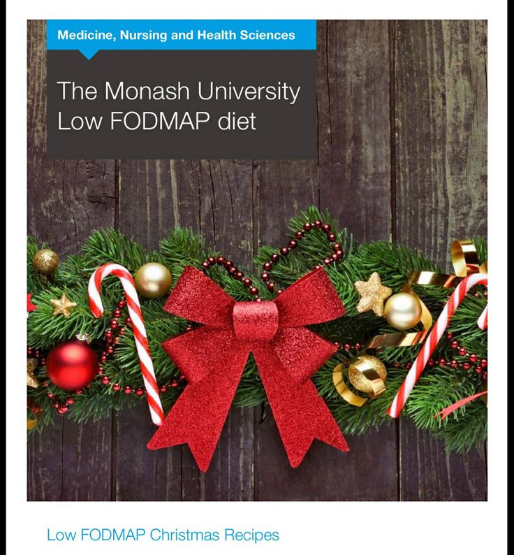 30 best low fodmap christmas recipe images on pinterest christmas thank you monash university low fodmap menu recipes for christmas http forumfinder Images