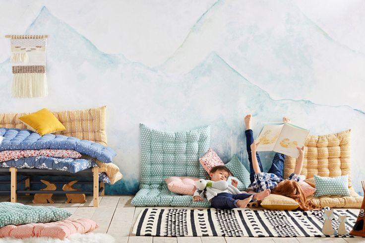 les 25 meilleures id es de la cat gorie matelas de sol sur pinterest chambre naturel matelas. Black Bedroom Furniture Sets. Home Design Ideas