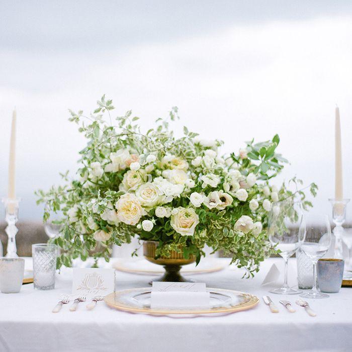 Ethereal Countryside Wedding Inspiration | Real Weddings | Oncewed.com