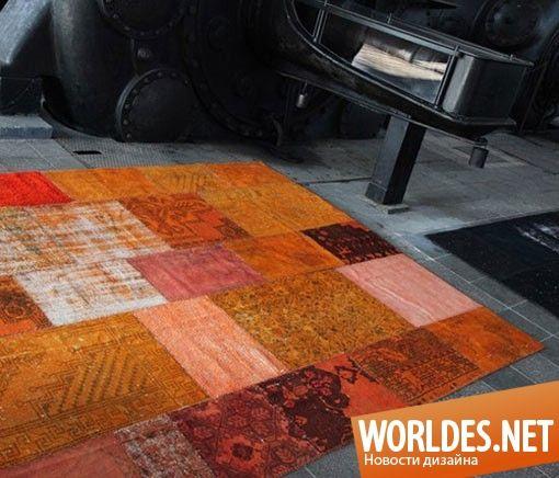 Красочные ковры от Industrial фото 1