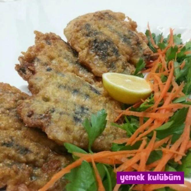 Sebzeli - Sade Hamsi Kuşu - Yemek Kulübüm - Kolay Yemek Tarifleri