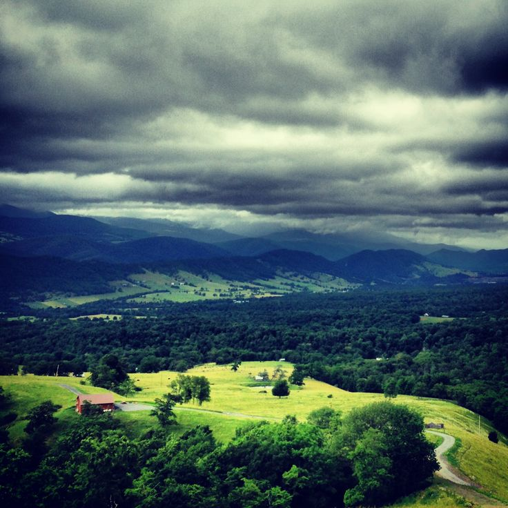 One of the prettiest spots in West Virginia--German Valley in Pendleton County. Photo by Nikki Bowman
