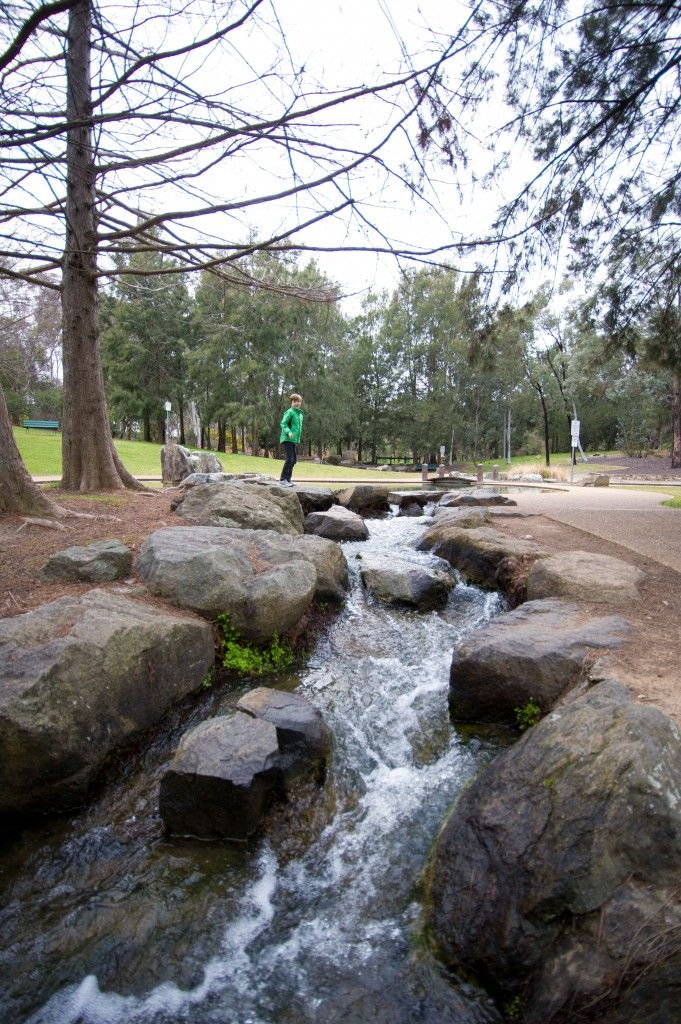 Playground Review John Knight Park Canberra