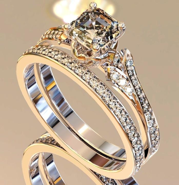 137 best WeddingEngagement RingsBridal Sets images on Pinterest