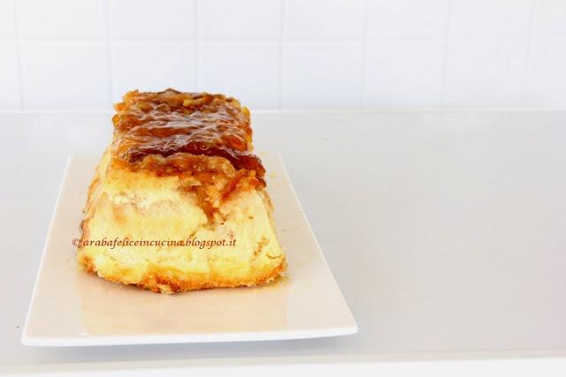 torta di pane, burro e marmellata per la colazione                     #recipe #juliesoissons