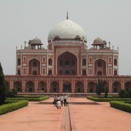 Humayun's Tomb, Delhi, India - ©UNESCO; Photo byr: Francesco Bandarin