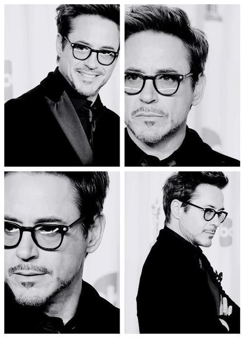 Robert Downey Jr. at The Oscars, 2-24-13