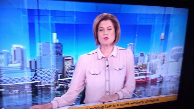 ABC News Today - Wardrobe Malfunction - Four Corners - Boob Shirt Confirmed