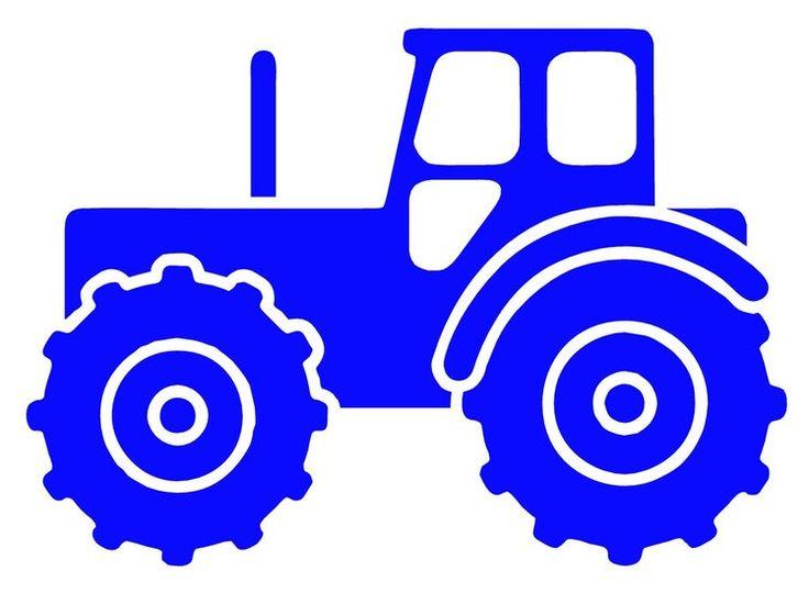 Kant en klare applicatie, traktor
