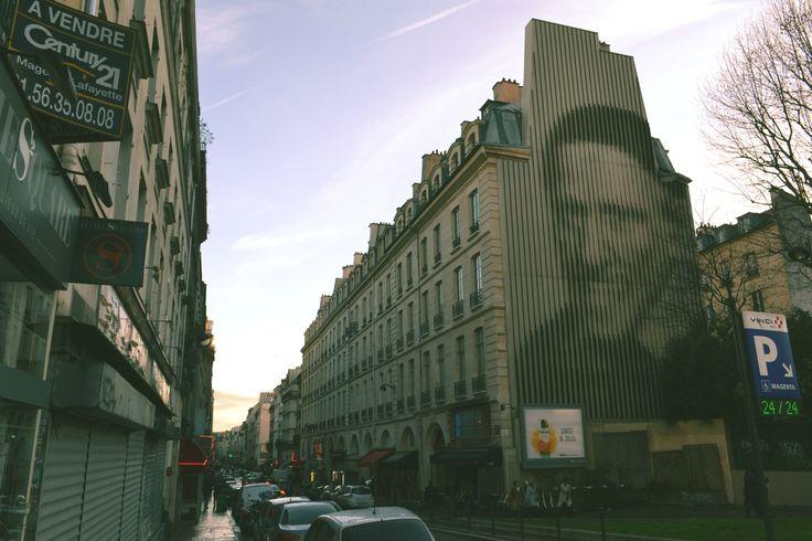#paris #streetart