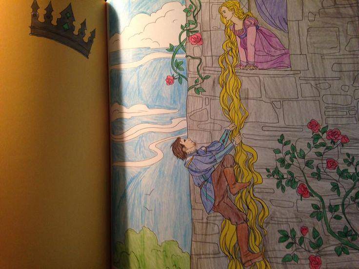 151 Best Rapunzel Fairy Tale Images On Pinterest