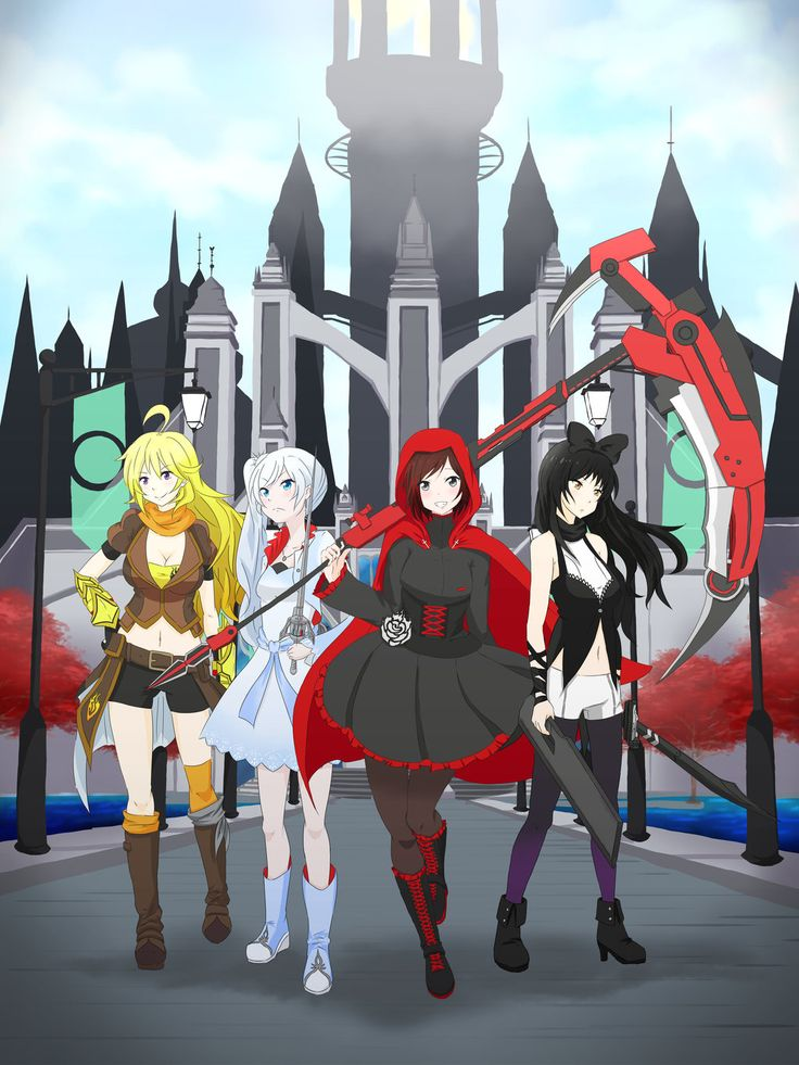 Rwby Volume 2 by shelbybl.deviantart.com on @deviantART