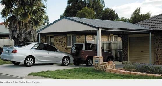 Carport Design Ideas by Totalspan Lilydale