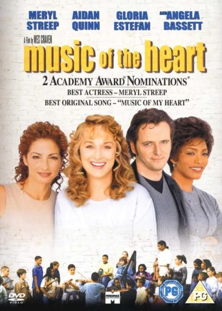 9 Memorable Wes Craven Movies: Music of the Heart. The only non-horror film that Wes Craven directed