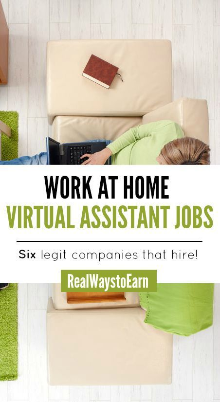 21 Work At Home Virtual Assistant Jobs To Apply For Today