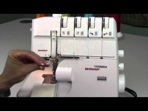 Bernina Serger 1150 videos