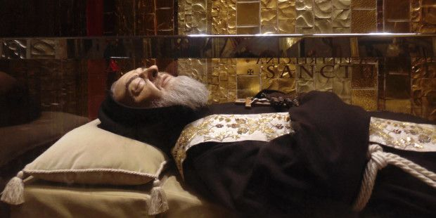 """God alone, I say, can enlighten the soul with his grace and show that soul what it is. — St Pius of Pietrelcina (""""Padre Pio"""") St. Pius of Pietrelcina is still fondly known as """"Pad…"""