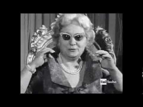 Video Vintage - Che differenza c'è tra copiare e creare - Risponde Jole Veneziani