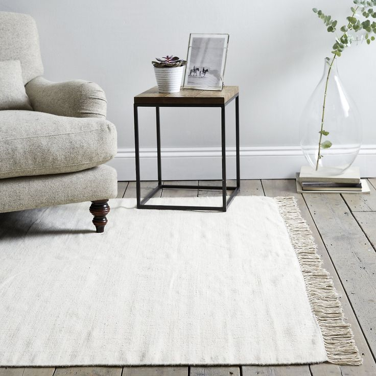 Kew Kilim Medium Rug  | Rugs | Home Accessories | Home | The White Company UK
