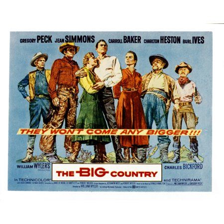 The Big Country Canvas Art - (28 x 22)