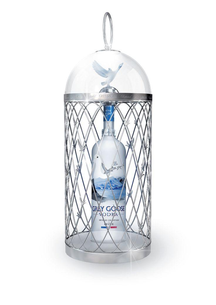 Grey Goose vodka.. ...U can't resist...