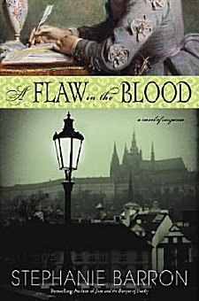 A Flaw in the Blood by Stephanie Barron ~ Kittling: Books