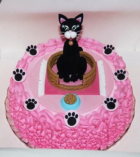 Cat #cake