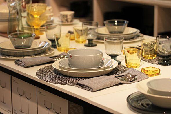 Stylish but cosy Easter table - Tyylikäs ja rento pääsiäispöytä
