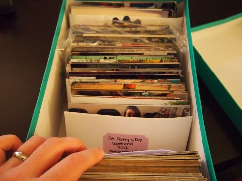 the best (cheap) way to organize & store your photos ...