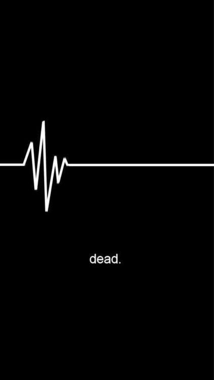 Muerto.