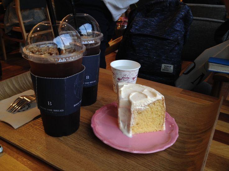Boon the Bread #Bakery #Cafe #Coffee #Americano #Cake