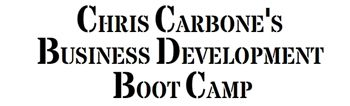 Carbone Boot Camp provides valuable professional business training seminars that can help you groom yourself and make optimizing decisions with the help of business development plan.