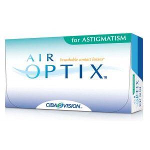 Lentile de contact lunare Ciba Vision Air Optix Astigmatism 3 lentile / cutie - http://lensa.ro/lentile-de-contact/ciba-vision/air-optix-astigmatism-3-lentile