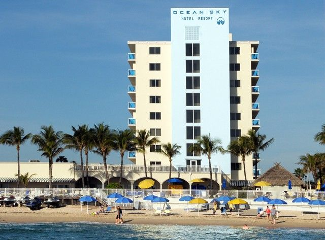 Ocean Sky Hotel and Resort - Fort Lauderdale Beach