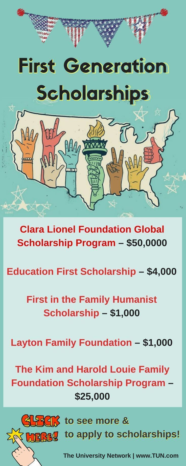 first generation scholarship Excerpt: the tmcf   walmart foundation first-generation scholarship program will provide scholarships for first-year students who are the first in their families to attend college and will attend tmcf member-schools from fall 2018 - spring 2019 academic year.