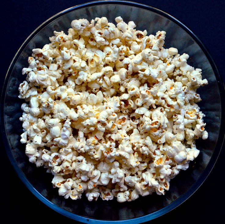 "God bless France. I saw this recipe for popcorn dressed in duck fat (indeed, ""the most noble of fats"") gently scented in orange zest and garlic and thyme and suddenly had to make it right now. But ..."