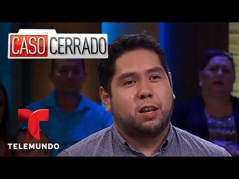 Sexo Con Mi Nana👵👌👈👱 | Caso Cerrado | Telemundo - VER VÍDEO -> http://quehubocolombia.com/sexo-con-mi-nana%f0%9f%91%b5%f0%9f%91%8c%f0%9f%91%88%f0%9f%91%b1-caso-cerrado-telemundo    Full Episode: Video oficial del controvertido programa de Telemundo Caso Cerrado. El joven Luis se ha casado con su nana que es una anciana con problemas de memoria. Los hermanos de Luis están horrorizados con su aberrante falta de escrúpulos, y aún más sabiendo que Luis será el