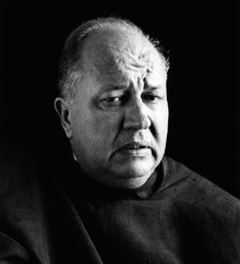 Theodore Roethke (1908 – 1963), American Poet, whose work is characterized by its introspection, rhythm and natural imagery. He was awarded the Pulitzer Prize for poetry in 1954 and he won the annual National Book Award for Poetry twice, in 1959 and posthumously in 1965 for The Far Field.