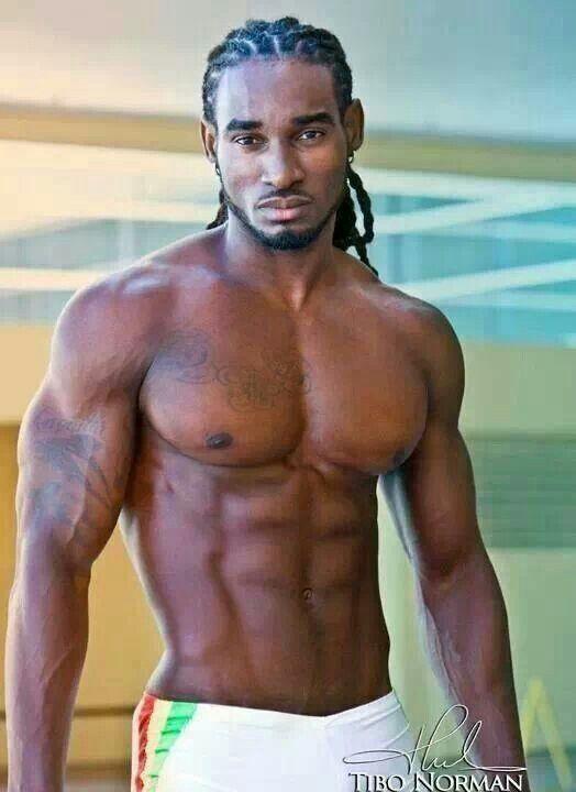 Tibo Norman Fine The Fine Room Pinterest Black Men