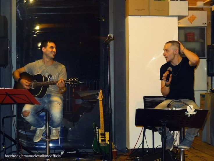 Agosto 2013   Cavezzo (Mo) Live al Kariba
