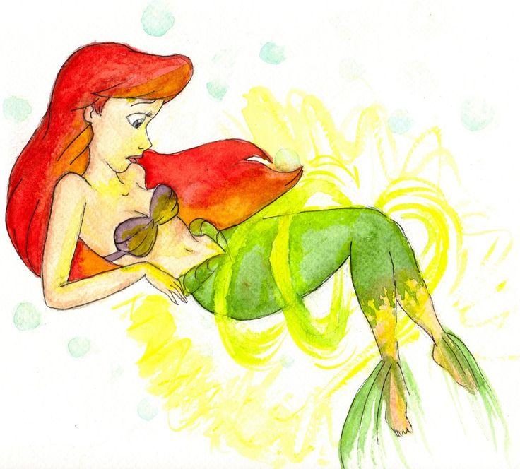 Mermaid Transformation by reneenault on DeviantArt