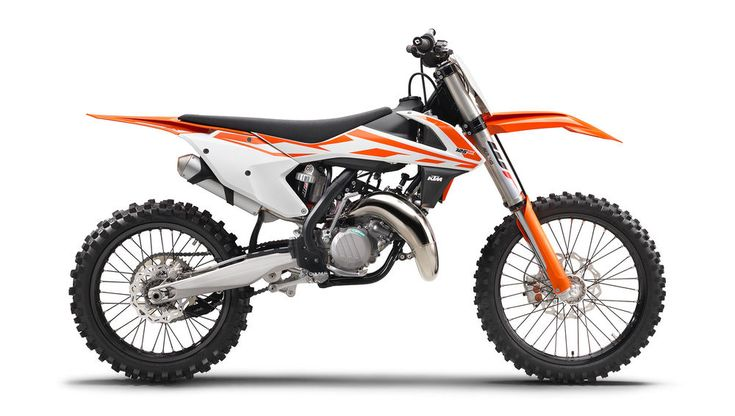 Review of 2017 KTM 125 SX