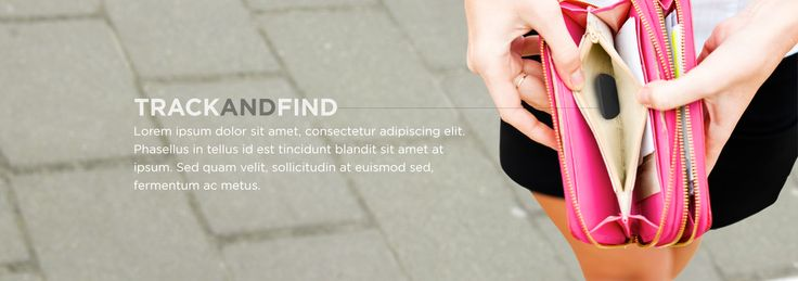 Track, find and secure your precious things..