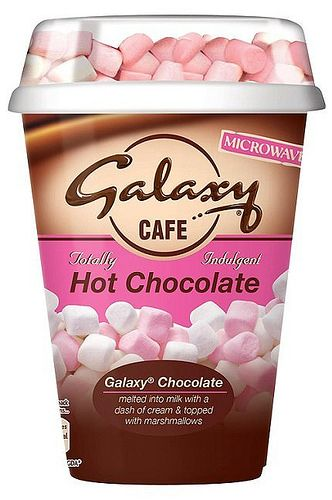 Galaxy Cafe Hot Chocolate