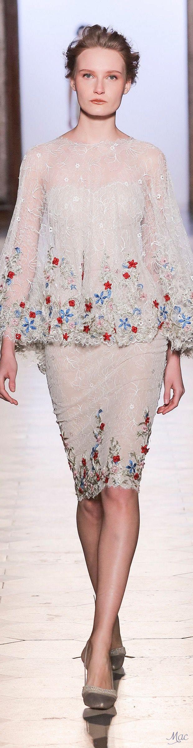 Spring 2017 Haute Couture Tony Ward