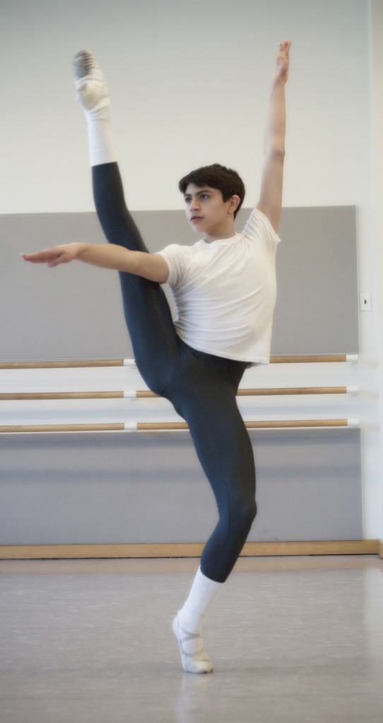 how to get better feet for ballet