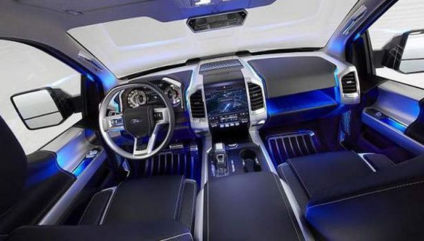 2017 Ford Expedition - interior